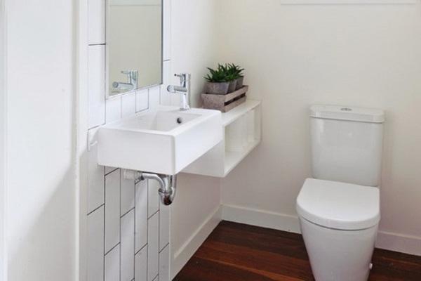 Cách chọn mua thiết bị vệ sinh cho nhà trọ