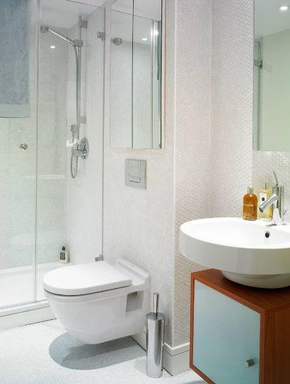 Cách chọn mua bồn cầu cho phòng tắm nhỏ